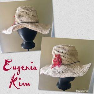🆕EUGENIA KIM - STRAW SUN HAT